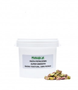 Pasta pistacjowa Super Smooth 1 kg